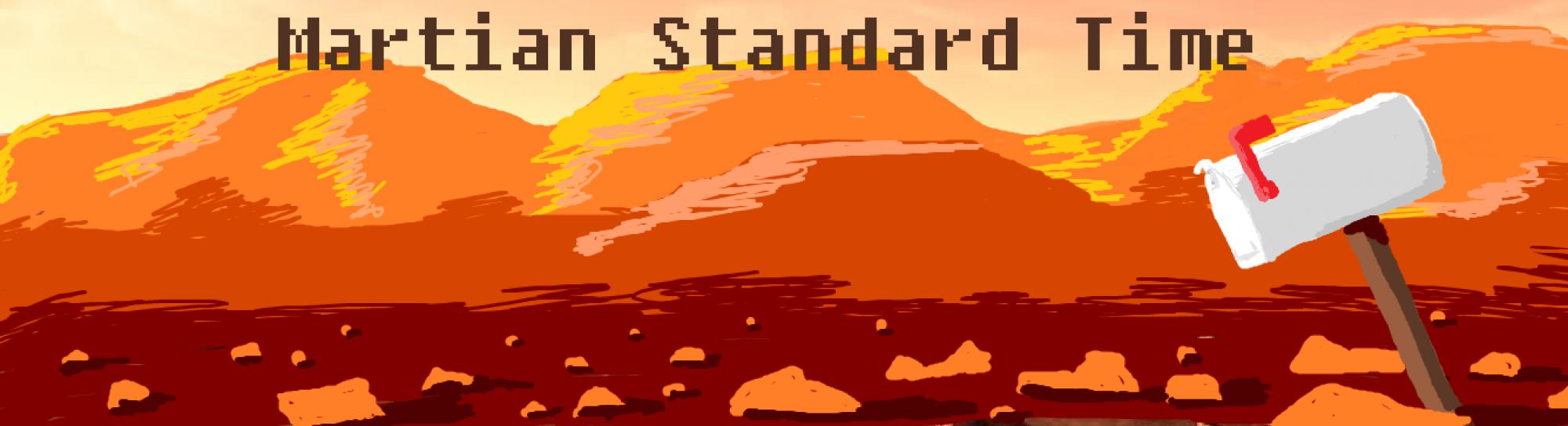 Martian Standard Time